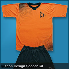 Lisbon Design Soccer Kit