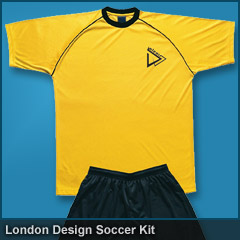 London Design Soccer Kit