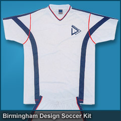Birmingham Design Soccer Kit