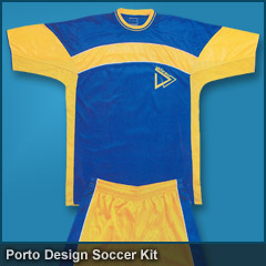 Porto Design Soccer Kit