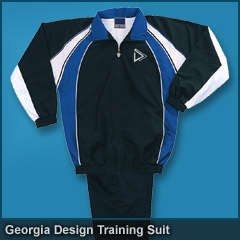 Georgia Design Track Suit