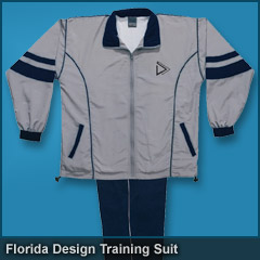 Florida Design Track Suit