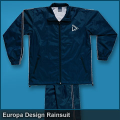 Europa Design Rainsuit