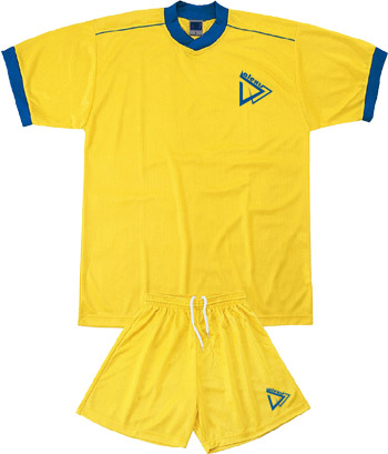 Kansas Design Soccer Kit