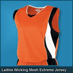 515 Ladies Wicking Mesh Extreme Jersey