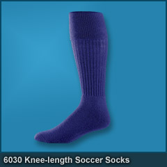 6030 Knee-length Soccer Socks
